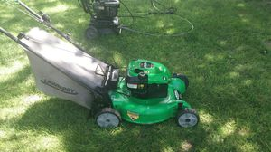 Lawnboy electric start lawnmower for Sale in Salt Lake City, UT