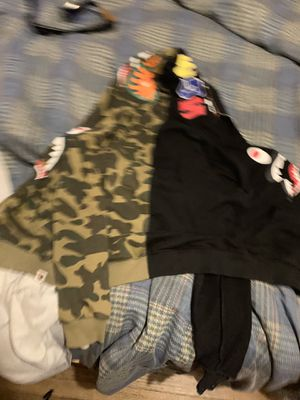 Bape hoodie size small for Sale in Detroit, MI