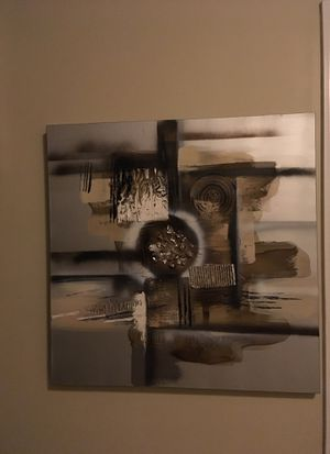 Art work, Dimensional with texture for Sale in Tampa, FL