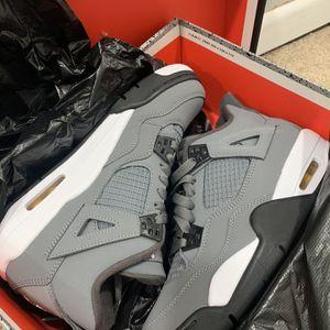 Jordan 4 Retro Cool Grey 2019 for Sale in Stockton, CA