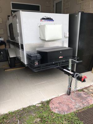 2018 Runaway Camper Trailer Teardrop tear drop for Sale in Fort Lauderdale, FL