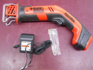 CORDLESS HandiSaw / Reciprocating Saw Black & Decker for Sale in Columbus, OH
