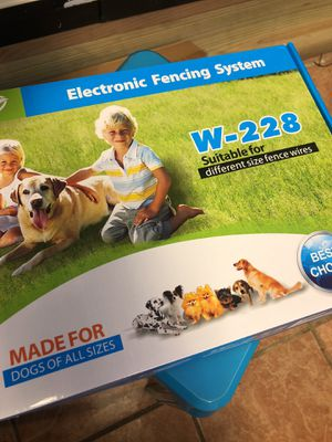 Pet fencing eletronic system for Sale in Baltimore, MD