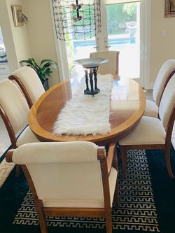 Dining Table And 8 Chairs for Sale in Irvine,  CA