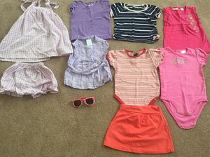 Girls size 18m summer lot for Sale in Chesapeake, VA