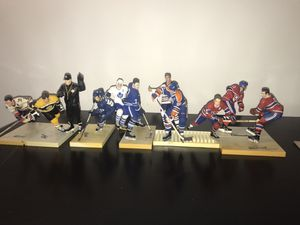 Hockey Collection Action Figures for Sale in Pembroke Pines, FL