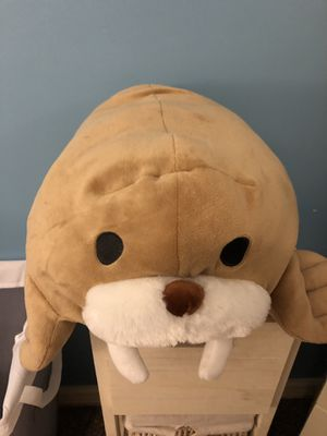 Large Walrus Plushie for Sale in Bluffdale, UT