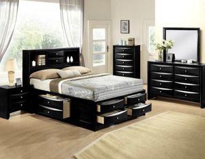 New Queen bedroom set for $1199 for Sale in Garland, TX
