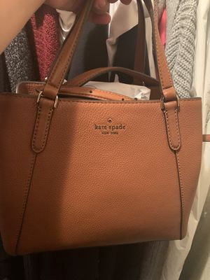 New leather kate spade bag for Sale in NV, US