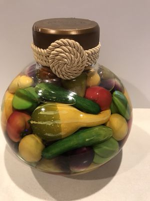 Decorative Fruit Jar for Sale in Round Rock, TX