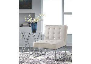 NEW, Cimarosse Ivory Accent Chair, SKU# A3000110 for Sale in Westminster, CA