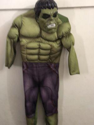 Disfraz de Hull size mediano con su máscara for Sale in Compton, CA
