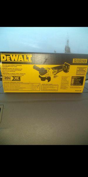 Dewalt 20 volt Grinder for Sale in Citrus Heights, CA