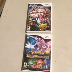 Wii games $20 each- very good condition for Sale in Vancouver, WA