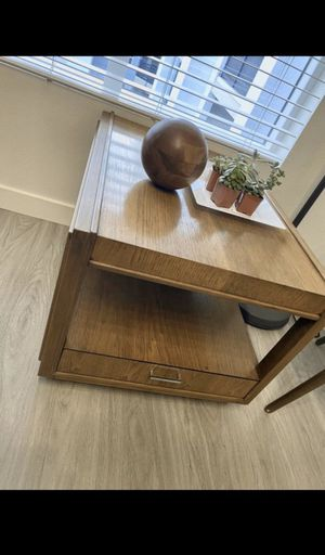 Mid Century End Table / Coffee Table $35 obo for Sale in Anaheim, CA