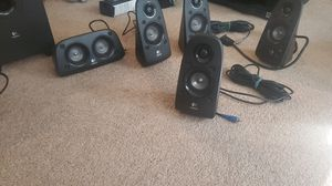 Logitech 7.1 surround sound speakers for Sale in Tonawanda, NY