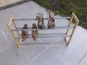 Shoe rack for Sale in West Park, FL