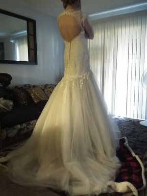 Alfred Angelo New Wedding Dress size 2 for Sale in Everett, WA