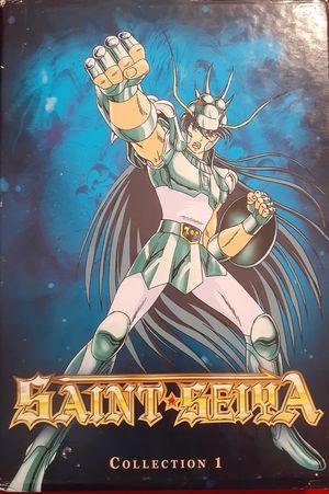 Saint Seiya (Collection 1) Dvd set for Sale in Hazelwood, MO