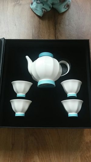 Mrs. Potts Tea Set from Teavana for Sale in Tampa, FL