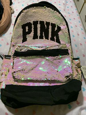 Pink Backpack for Sale in Romeoville, IL