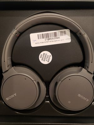 Sony WHCH700N Headphones for Sale in Palm Bay, FL