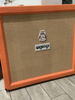 Orange 4x12 Cabinet for Sale in Miami,  FL
