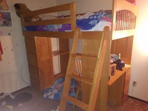 Twin Loft Bed for Sale in Spanaway, WA