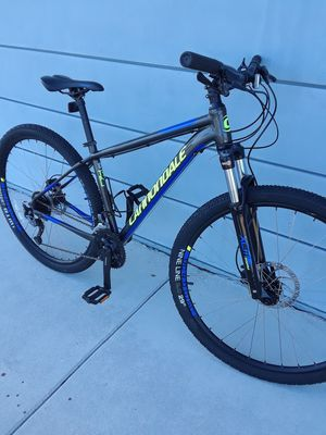 Cannondale Trail 5 LIKE NEW $600 FIRM for Sale in Deerfield Beach, FL