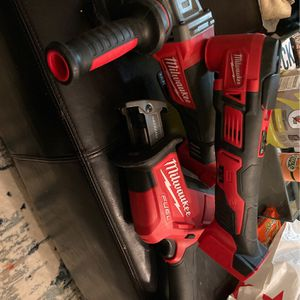 Milwaukee Power Tools/Hackzall,Grinder,MultiPurpose/No Battery's Included for Sale in Aurora, CO