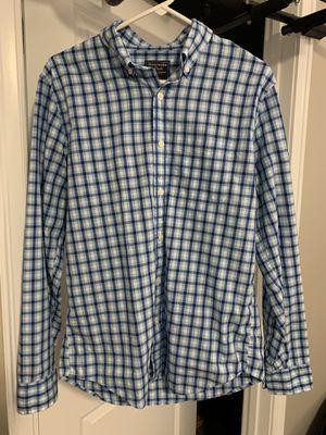 Abercrombie & Fitch Oxford Dress Shirt Men's Medium, Blue for Sale in Lutz, FL