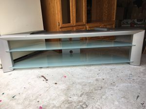 TV and component stand for Sale in Atascocita, TX