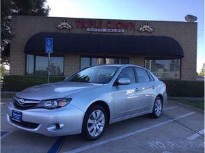 2010 Subaru Impreza Sedan for Sale in Roseville, CA