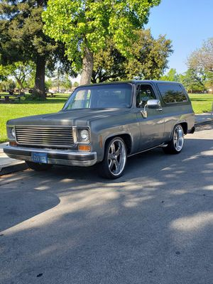 76 chevy blazer 2WD for Sale in San Jose, CA