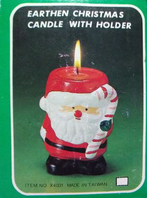 Adorable Christmas candle holder for Sale in Tewksbury, MA