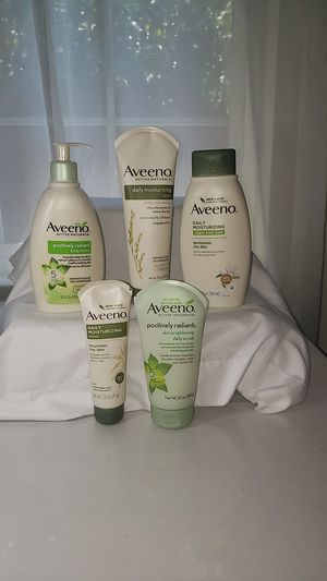 Aveeno Products for Sale in Denver, CO
