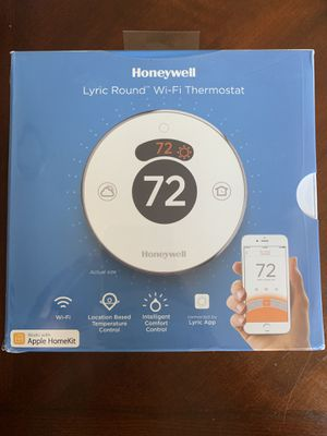 Honeywell Lyric Round Wi-Fi Thermostat for Sale in Nashville, TN