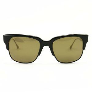 DITA Sunglasses DRX 19014 B Traveller Black/Brown Gold Acetate 55 Authentic for Sale in Miami Gardens, FL