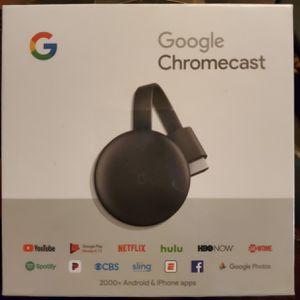 NEW Google Chromecast for Sale in Boynton Beach, FL