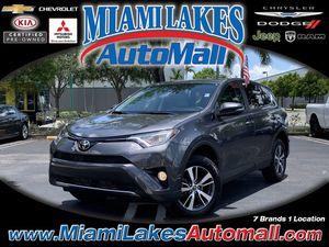 2018 Toyota RAV4 for Sale in Miami Gardens, FL