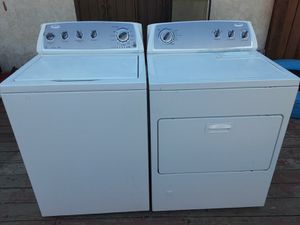 Whirlpool Washer and Dryer for Sale in Fontana, CA