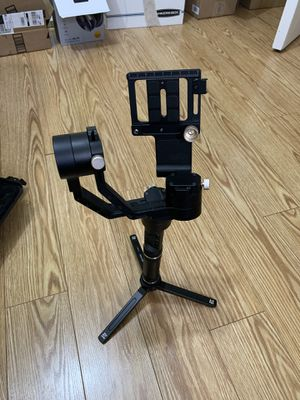 Zhiyun Crane Plus- gimbal stabilizer for cameras for Sale in Port St. Lucie, FL