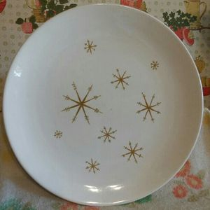 (5) Vintage Royal China Star Glow Atomic Starburst for Sale in Portsmouth, VA