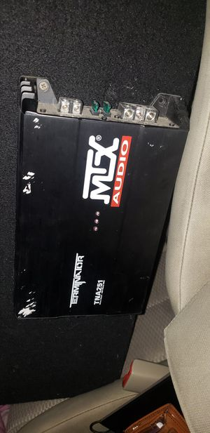 MTX subwoofer amplifier for Sale in Milford Mill, MD