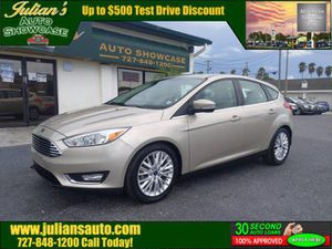 2017 Ford Focus for Sale in New Port Richey, FL