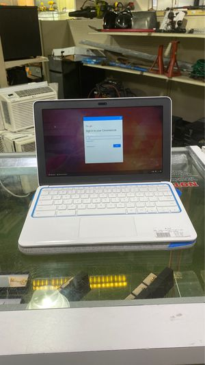 Hp chromebook laptop for Sale in Houston, TX