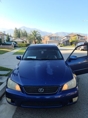 2002 Lexus Is300 for Sale in Alta Loma, CA