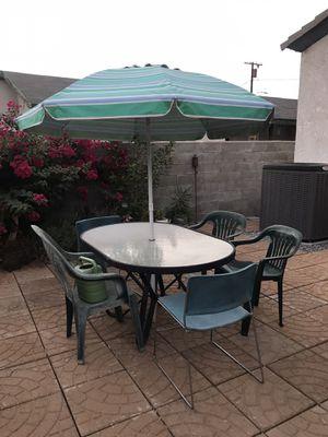 Patio table for Sale in San Bernardino, CA