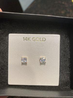 14k Gold Earrings for Sale in Orlando, FL