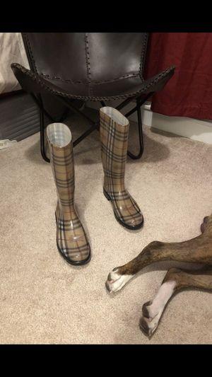 Burberry Rain Boots for Sale in Abington, MA